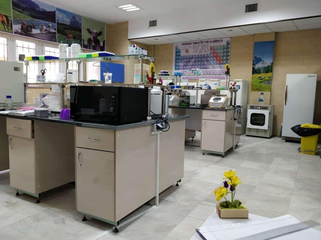آزمایشگاه ژنتیک دام